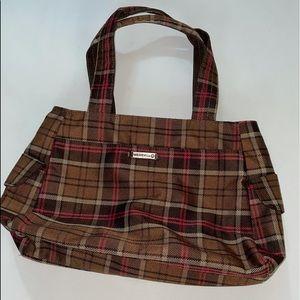 Women's Plaid Handbag by:  Merrell 👜